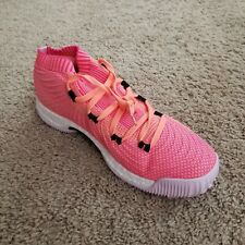 ef23bc621a28 Adidas SM Crazy Explosive Low RS Men s 11 Basketball Shoes Orange Pink  AQ0981