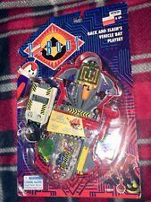 ReBOOT 1995 NEW Hack And Slash's Vehicle Bay Playset #30024 Irwin Toy HTF RARE