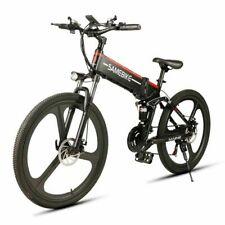 Samebike LO26 Jante magnésium Vélo Cyclomoteur Électrique Pliable 350W