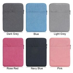 Shockproof Tablet Sleeve Bag Pouch Case Cover For IPad Air Mini Pro 7.9-12.9inch
