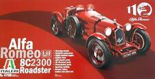 Alfa Romeo 8C 2300 Roadster /// Italeri 1:12 kit 4708 /// not Doyusha Protar