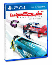Sony WipEout Omega Collection 2017, PS4
