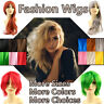 Pixie short hair wig lolita long curly wavy wig anime cosplay party wig costume