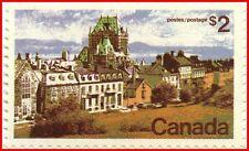 Canada Stamp Mint #601 - Definitive - Quebec ($2) (1972)