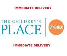 Children's Place Gymboree 20% Off Coupon 10/31/2020