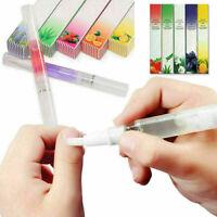 12 PCs Mix Taste cuticle revitalizer Oil Pen Nail Art Care Treatment Hot
