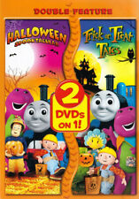 Halloween Spooktacular / Trick or Treat Tales  New DVD