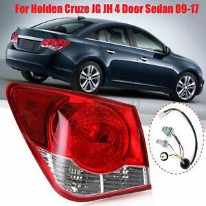 Passenger Side Rear Tail Light Lamp For Holden Cruze JG JH 4Dr Sedan 2009-2017