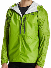 THE NORTH FACE Cesium Anorak 1/2 Zip Jacket Men's XL Macaw Green $199 NWT