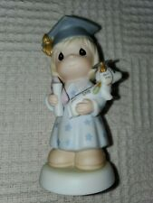 Precious Moments Figurine • 2001 • You're An All-Star Graduate • 101499
