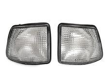 Depo 88-94 BMW E32 7 Series Euro Clear Corner Signal Lights Pair
