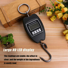 300Kg/100g 600LB Crane Weight Scale Digital Electronic Heavy Duty Hanging Scale