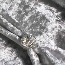 Tessuti e stoffe grigio velluto fodera per hobby creativi