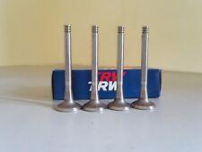 Valvole scarico Golf, Jetta, Passat, Audi, TRW 33025,(kit 4 pezzi) OE 049109611F