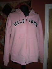 PINK HOODIE AND T-SHIRT, TOMMY HILFIGER, X LARGE, WINTER WEAR, FROM USA