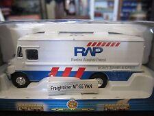 1:87 Racine Wisconsin RAP Alcohol Patrol Police Freightliner MT-55 Command Post