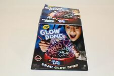 Crayola Glow Dome Toy Boys & Girls Motorized Drawing Creative Neon Markers