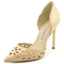 Zapatos de tacón de mujer de tacón alto (más que 7,5 cm) de charol