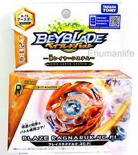 Original Takara Tomy Beyblade BURST B-75 Booster Blaze Ragnaruk.4C.Fl