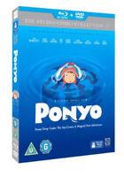 Ponyo Blu-Ray + DVD Nuovo (OPTBD1806)