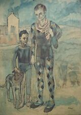 Pablo Picasso - Hand Signed Lithograph 15/100