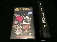 QUEEN MAGIC YEARS VOLUME ONE AUSTRALIAN VHS VIDEO