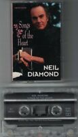 Neil Diamond: Songs Of The Heart - Audio Cassette Tape 1996 Sony Music