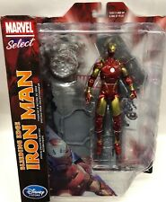 MARVEL Diamond Select Bleeding Edge Iron Man Disney Store Exclusive