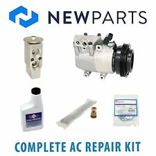 Complete A/C Repair Kit With NEW Compressor & Clutch Fits Hyundai Elantra 02-04