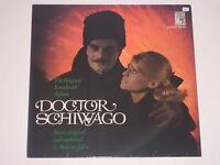 DOCTOR SCHIWAGO (Maurice Jarre) LP  Soundtrack  OST