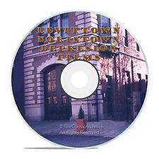 1930's-1950's Philadelphia, Levittown PA, Old Neighborhood Films on DVD -J43