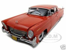 1958 LINCOLN CONTINENTAL MK III RED PLATINUM ED.1:18 MODEL CAR BY SUNSTAR 4711