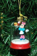 Minnie Mouse, Car Hop, Disney Christmas Ornament