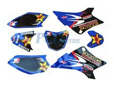 ROCKSTAR GRAPHICS DECAL STICKERS KIT YAMAHA TTR50 TTR 50 50CC I DE44