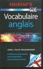 Harrap's vocabulaire anglais. 2012 RD5