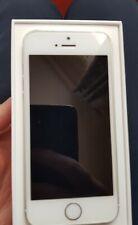 Apple iPhone SE Silver 64GB...UNLOCKED...