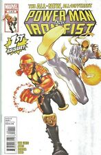 POWER MAN AND IRON FIST #1  ALL-NEW, ALL DIFFERENT  MARVEL  2011  NICE!!!