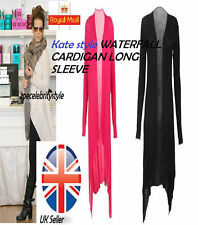 Tall Coats & Jackets without Fastening for Women