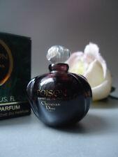 Dior Poison Esprit de Parfum 15ml Vintage Mid 1980s unberührt aber Box nicht mint