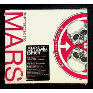 Thirty Seconds To Mars - A Beautiful Lie - Immortal Records - 0946 - CD CD005110