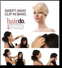 HairDo Swept Away Angled Clip-in bangs Jessica Simpson Hair Extension -12 Colors