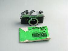 Vintage Kamera Fuji Photo Film FUJICA ST605 Gehäuse / Body M42 Schraubanschluß