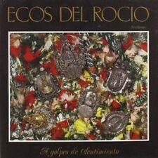 ECOS DEL ROCIO - A GOLPES DE SENTIMIENTOS [CD]