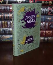 Aesop's Fables Illustrated by Ernest Griset Brand New Deluxe Hardcover Gift Ed