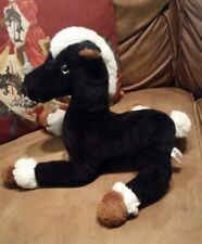 Vintage Lamb Black Sheep Cuddle Wit plush stuffed animal collectible play toy