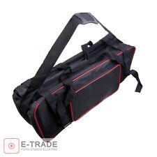 76cm x 26cm Photo Studio Flash Strobe Lighting Light Stand Carry Case Bag / EU