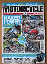Motorcycle Sport & Leisure November 2015 GSX-S1000 Monster 1200 KTM Super Duke