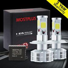120W 12800lm 6000K 4 Sides LED Headlight Kit H4 HB2 9003 Hi/low beams HID Bulbs