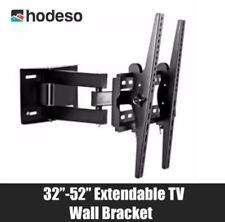 "Hodeso 32""- 52"" Extendable Universal Flat Panel TV Wall Mount Bracket Tilt"
