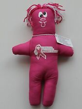 BREAST CANCER  FRUSTRATION Doll dammit Stress Anxiety Relief dolls Great Gifts